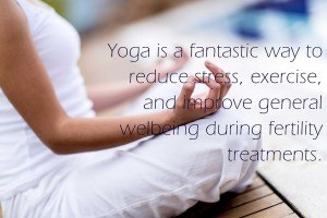 yoga during ivf