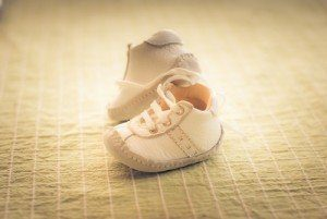 baby shoes fertility