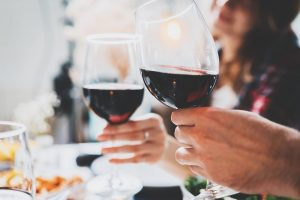 red wine and fertility