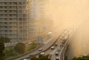 air pollution and fertility